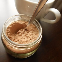 Cappuccino Mix in a Jar Recipe - Perfect for gifts during the Holiday season.