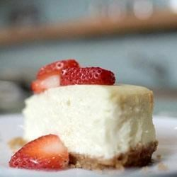 PHILADELPHIA(R) Classic Cheesecake Recipe and Video - When searching for a simple, delicious dessert that's sure to impress, look no further than this traditional cheesecake.