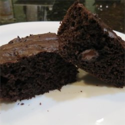 Brownies II Recipe - A very moist and delicious brownie. Using German chocolate cake mix as a basis for the recipe, makes it virtually foolproof.