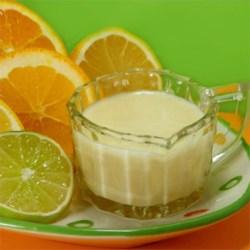 Citrus Dressing