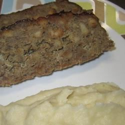Easy Venison Meatloaf