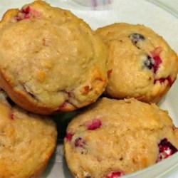 Chef John's Blueberry Muffins
