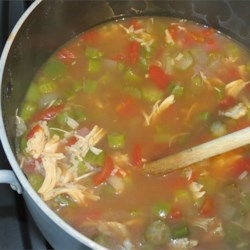 Chicken Gumbo Soup II