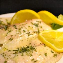 Garlic Lemon Tilapia
