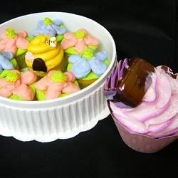 Cupcake Decorating Class ~ 06, February 2013
