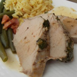 Citrus Pork Tenderloin