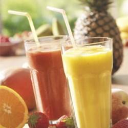 Tuttie Fruitie Smoothie