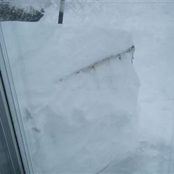 Blizzard 2013----Front railing