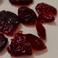 Dried Bloody Scabs (Halloween Craisin® Appetizer)