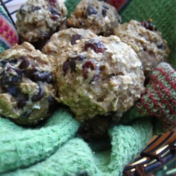 Low Fat Breakfast Cookies