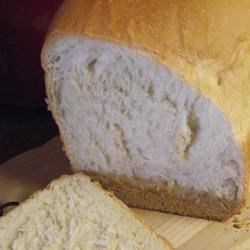 Bakery Style White Bread