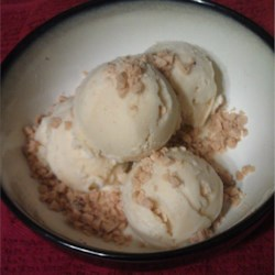 Bob's Butter Brickle Ice Cream