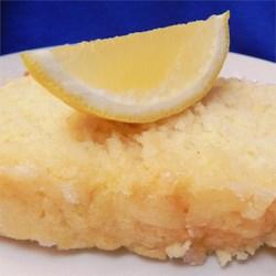Manella's Lemon Loaf