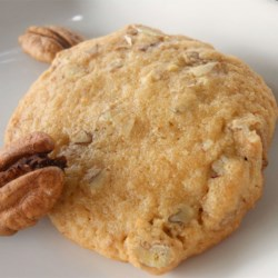 Butterscotch Icebox Cookies Recipe - Great dark brown sugar icebox cookies my southern Grandma used to make.