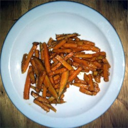Zesty Sweet Potato Fries Recipe - Sweet potato fries get a zesty, spicy kick from chili powder and paprika. For extra zing, serve with chipotle mayonnaise for dipping.