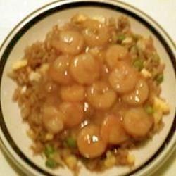 Easy Shrimp Dinner