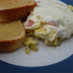 Breakfast in the Rice Cooker--Baking Nana's Recipe