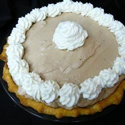 Creamy Chocolate Mousse Pie ~ recipe Group Selection:  09, February 2013