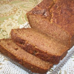Apple Bread II Recipe - This recipe uses dehydrated apple and applesauce to give great flavor as well as texture to this quick bread.