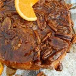 Praline Pecan French Toast