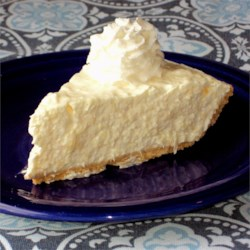 Jim's Pineapple Cheese Pie