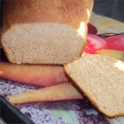 A very soft, moist, slightly dense bread.