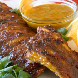 Mustard Based BBQ Sauce Recipe - This is a great version of the traditional mustard based bbq sauce.  Most sauces are ketchup based, but in the South we prefer the mustard variation.  You oughta try it at least once.