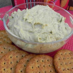 Mom's Creamy Asparagus Spread Recipe - This cream cheese and asparagus spread is delicious on bread or served as dip for crackers and pita chips.