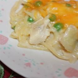 Chicken Spaghetti Casserole II