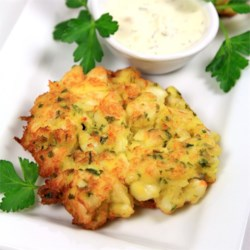 Baked crab cake recipe no mayo