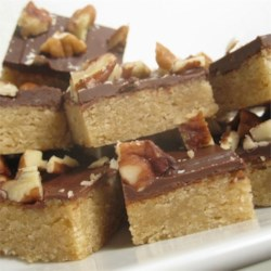 Make Ahead Toffee Bars