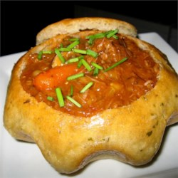 Italian Bread Bowls By: Kerri Skrudland