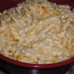Tasty Baked Mac n Cheese