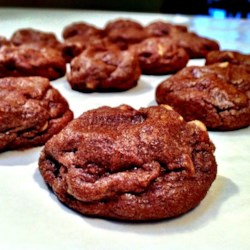 Favorite Chocolate Peanut Butter Cookies