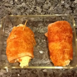 Chesapeake Bay Stuffed Rockfish Recipe - All-American crab imperial with its classic blend of crabmeat, bread cubes, mayonnaise, lemon juice, and seasonings makes a savory filling inside rockfish fillets. Substitute sole or flounder when Pacific rockfish is not in season