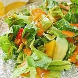 Roasted Red Pepper Vinaigrette Recipe - This dressing is great served slightly warm and tossed with greens. It's even better with freshly grilled chicken, artichoke hearts or hearts of palm!  Unused amounts may be covered and refrigerated for up to a week.