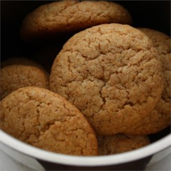 Whole Wheat Snickerdoodles I Recipe - The goodness of whole wheat in a snickerdoodle!