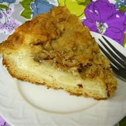 Polish Cream Cheese Coffee Cake ~ Recipe Group Selection:  23, February 2013