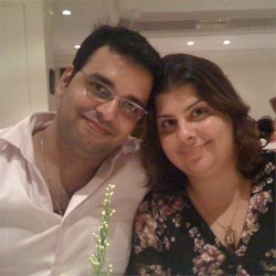 Hubby and Me