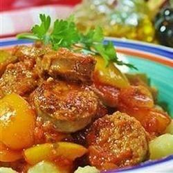 Rossi's Sausage Gnocchi