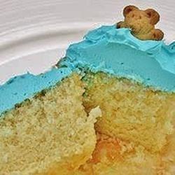 Aunt Bert's White Cake