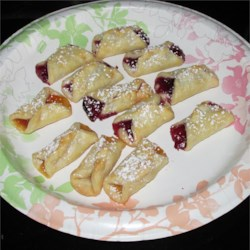 Kolacky Recipe - Cute & yummy fruit-filled pastry.
