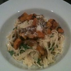Winter Pasta with Brown Butter, Squash, and Arugula