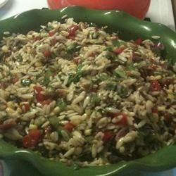 Wild Rice and Orzo Salad