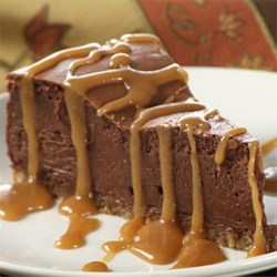 French Chocolate Cheesecake By: NESTLÉ TOLL HOUSE