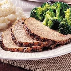 Pork Roast With The World's Best Pork Loin Rub Recipe - Rubs are mixtures of spices that act like a dry marinade. They can be applied 10 to 20 minutes before cooking or longer to intensify the flavor. This rub also works well on chops or tenderloin. Serve with mashed potatoes and steamed vegetables.
