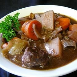 Easy Peasy Venison Stew