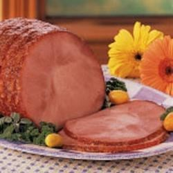 Horseradish Honey Ham