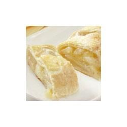 Easy Apple Strudel Recipe - When you pull this warm strudel from the oven, everyone will think it took hours to prepare. Not true when you rely on frozen Pepperidge Farm(R) Puff Pastry Sheets  and canned pie filling.