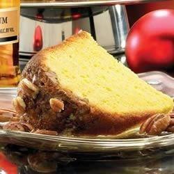 BACARDI® Rum Cake